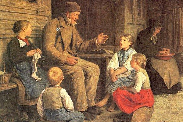 Os contos de fadas como uma possibilidade de conexão entre pais e ...